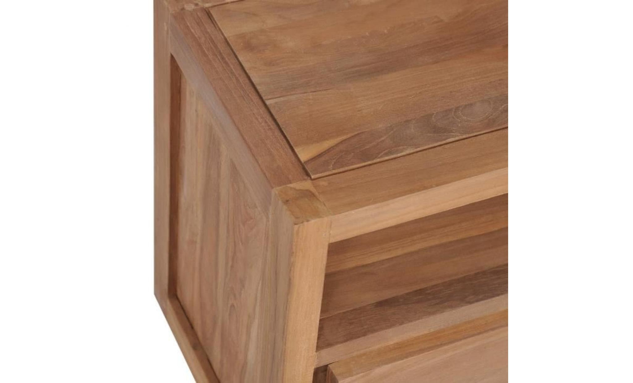 meuble tv en bois massif
