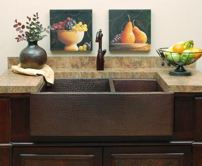 Fireclay Double Country Kitchen Sink Best Home