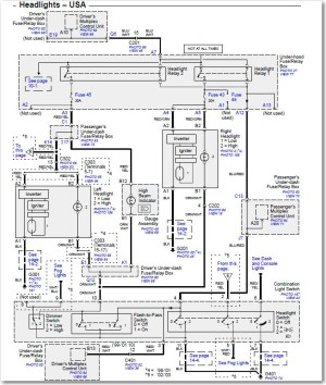 Wiring Diagram For 2004 Acura Tsx HP PHOTOSMART PRINTER