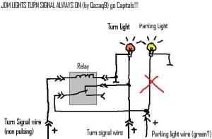 Scematic Diagram Panel: Acura Integra Headlight Wiring Diagram