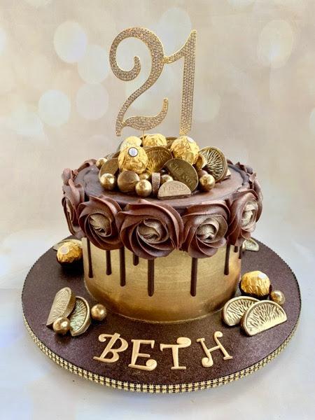 Smart Idea 21st Birthday Cake Ideas For Her