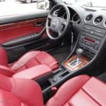 2005 Audi A4 Convertible Interior Audi Car