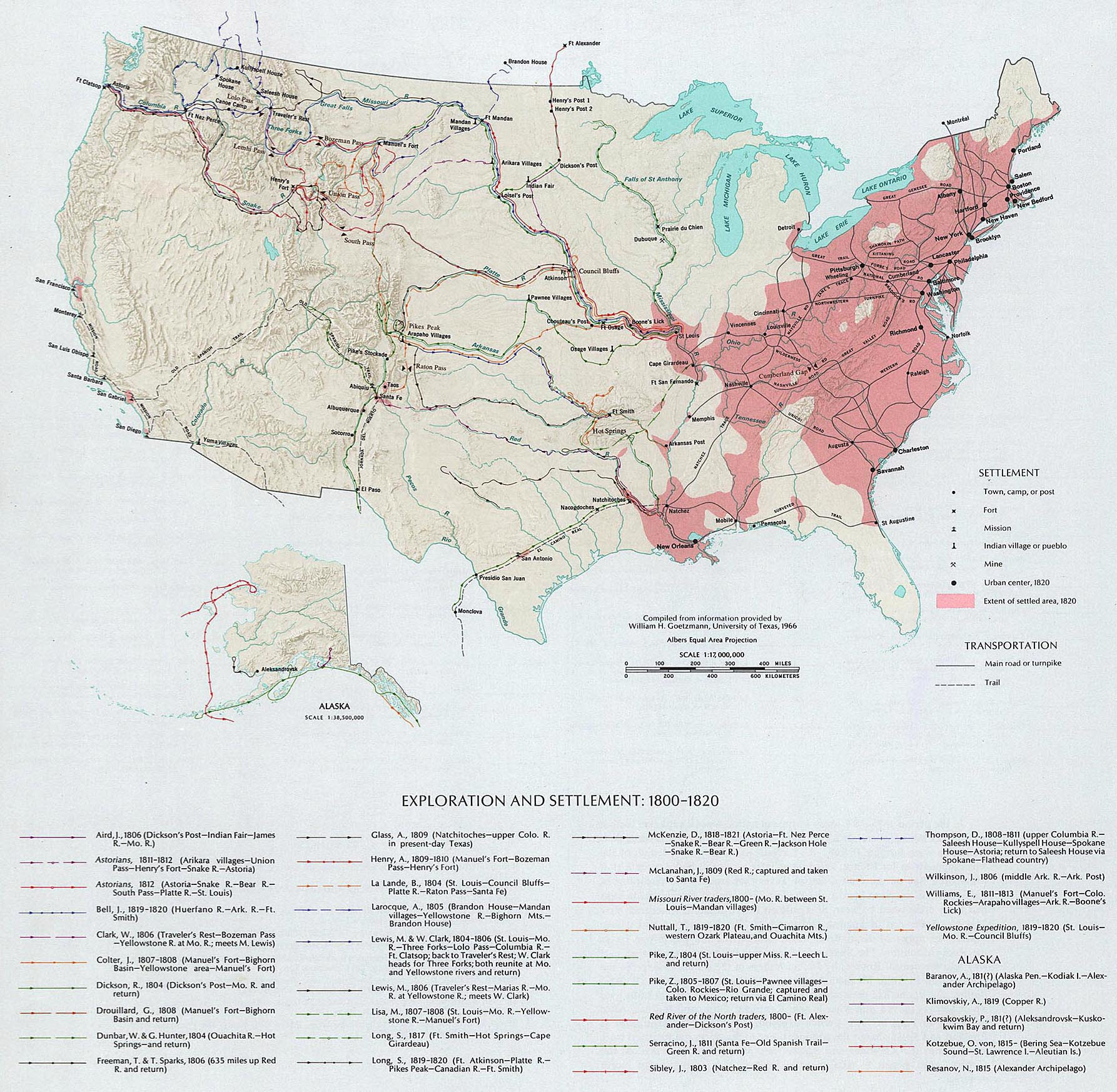 Maps Us Map 1800