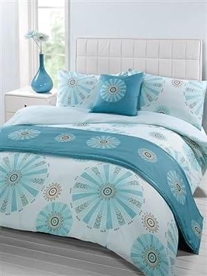Hopi Teal Bed In A Bag Bedding Set King Size Best Buy