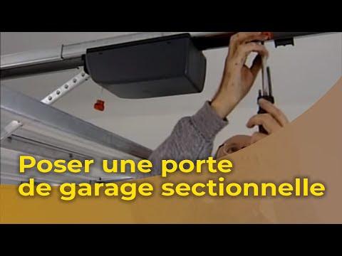 Porte Garage Electrique Reglage Porte De Garage Sectionnelle Hormann