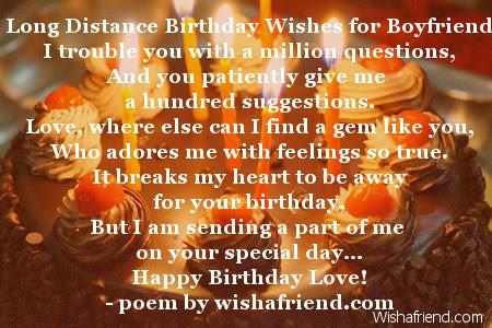 Glad Birthday Letter For Boyfriend Miles Away Paulita