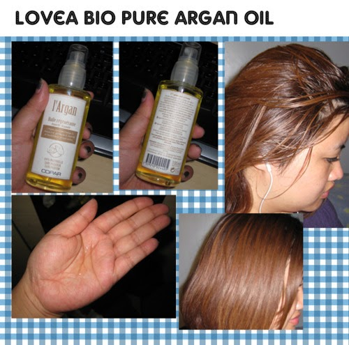 Deeeliteful Reviews Lovea Bio Pure Argan Oil Part One