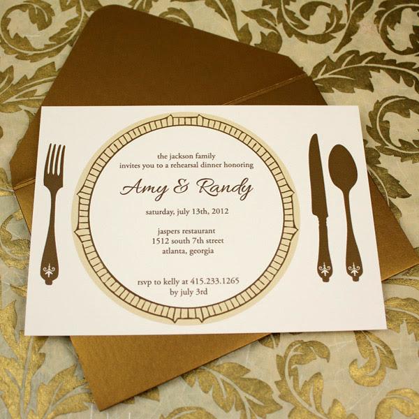 25 lovely dinner invitation template
