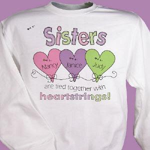 40th Birthday Ideas 50th Birthday Gift Ideas For Sisters