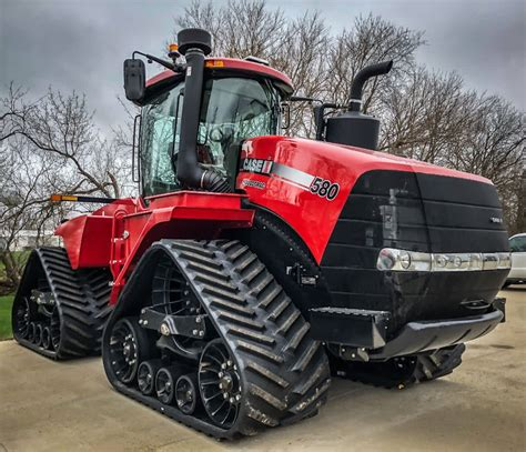 For over 20 years, @caseih has led and perfected track ...