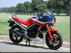 Honda VF 500f 84