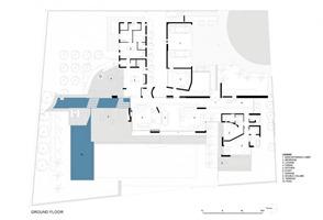 plano-vivienda-Casa-Melkbos-SAOTA