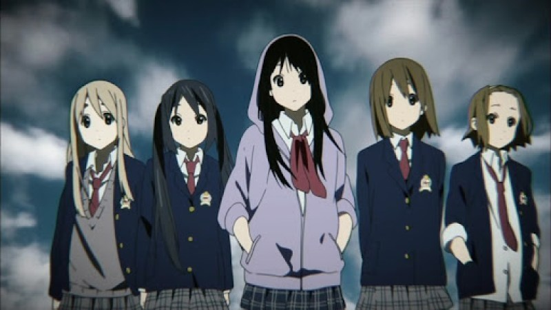 K-ON-anime