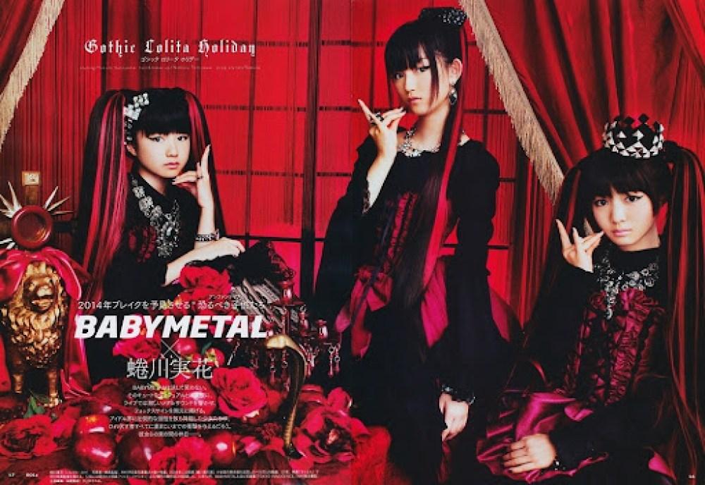 BABYMETAL_Gothic