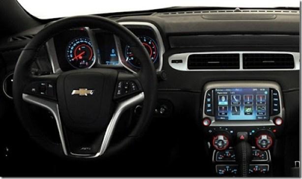 Camaro-2013-interior