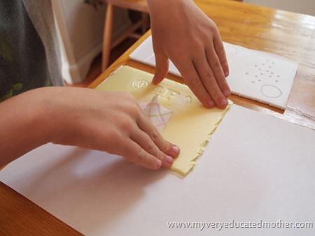 summerfunprints3 #artprojects #summerprojects #artforkids