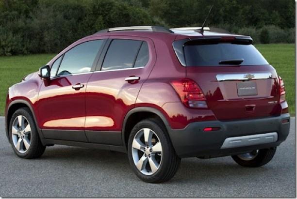 Chevrolet Trax 2013 (2)