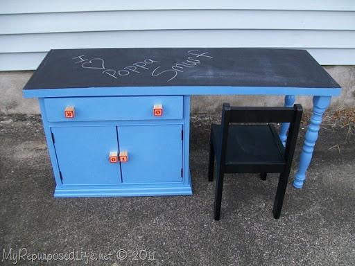 Smurf blue