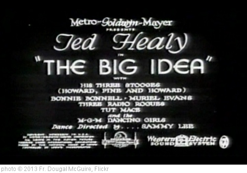 'The Big Idea (1934)' photo (c) 2013, Fr. Dougal McGuire - license: http://creativecommons.org/licenses/by-sa/2.0/