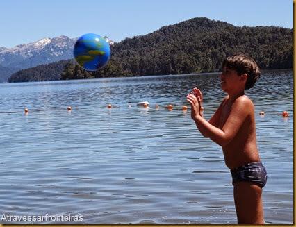 Lago Espejo - caminho dos 7 lagos - Villa la Angostura