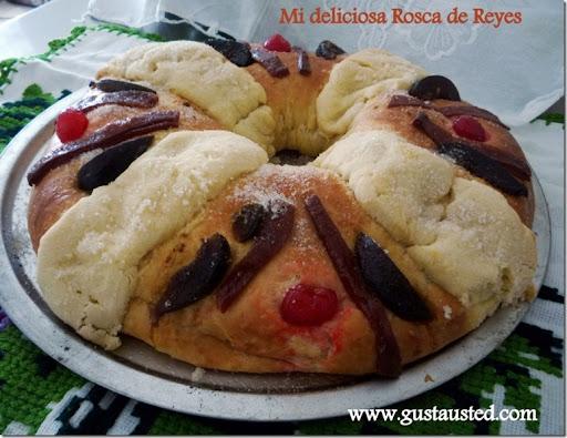 Rosca de Reyes marca