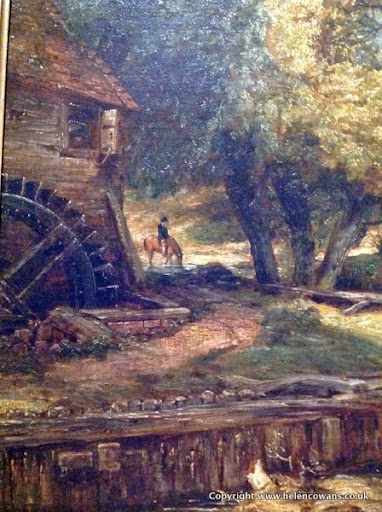 Constable 1820 Straford Mill 2