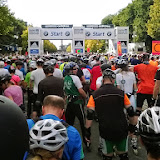 Start at Berlin inline marathon 2013