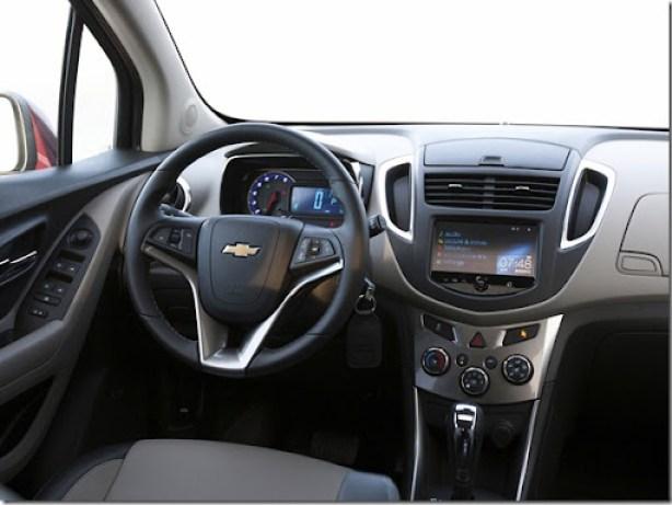 Chevrolet Trax 2013 (5)