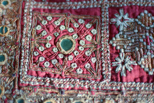 Antique Indian Embroidery 14