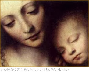'Madonna Mary & Baby Jesus 01' photo (c) 2011, Waiting For The Word - license: http://creativecommons.org/licenses/by/2.0/