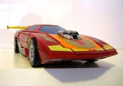 Hot Rod auto mode