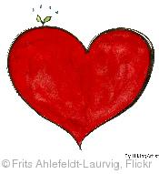'heart-green illustration' photo (c) 2011, Frits Ahlefeldt-Laurvig - license: http://creativecommons.org/licenses/by-nd/2.0/