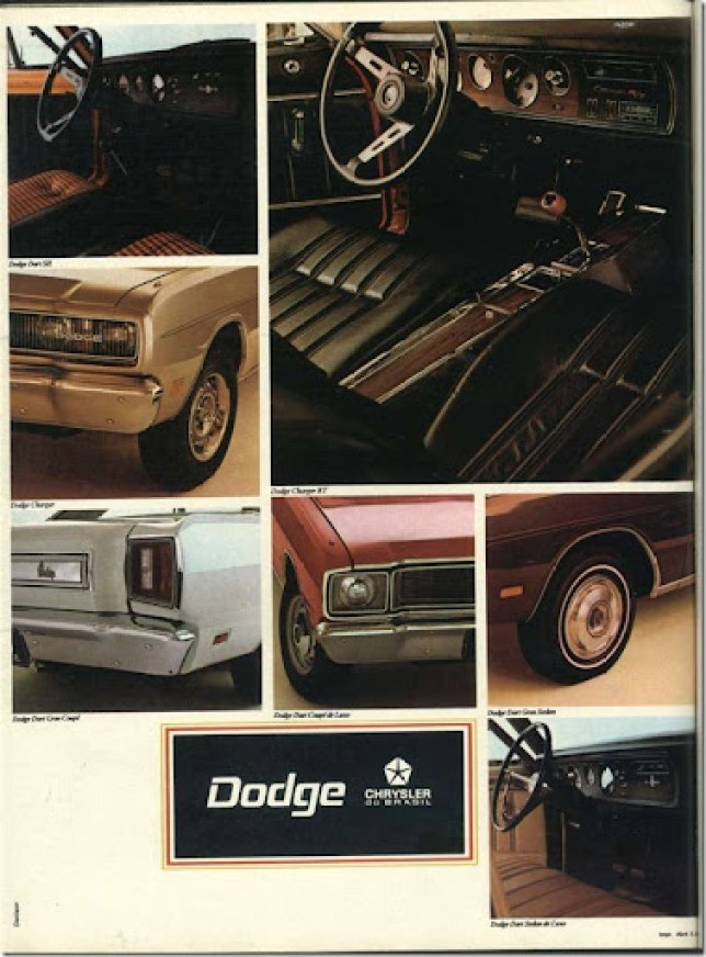 Dodge Linha 1975