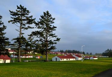 Camp Rilea is pristine