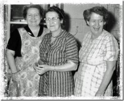Kitchen Grandmothers