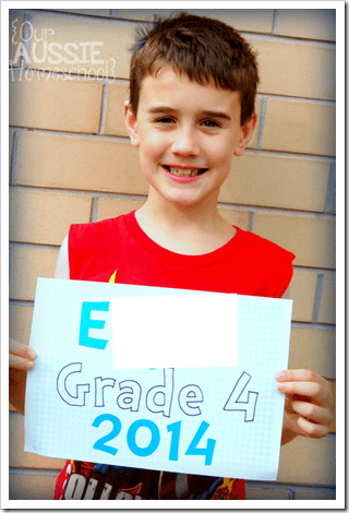Our Curriculum Grade 4 | Our Aussie Homeschool
