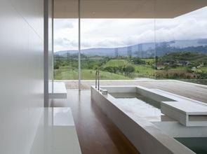 Diseño Baño minimalista