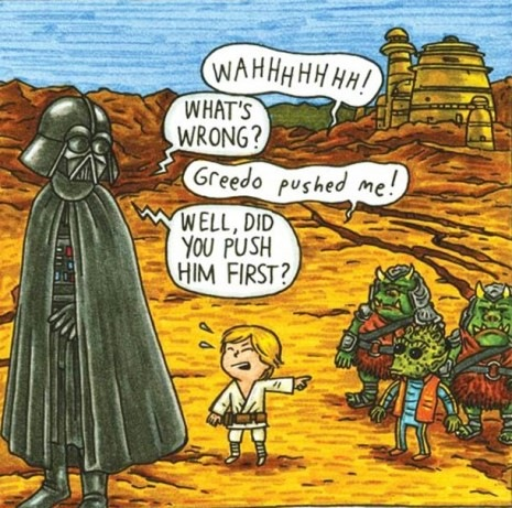 Darth Vader Good Father 12