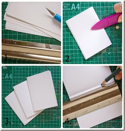 Simple Bookbinding DIY Tutorial