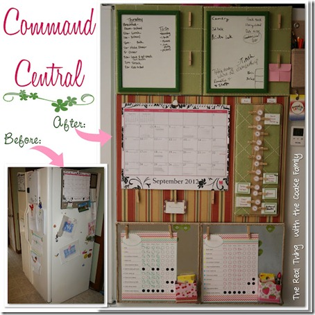 DIY Command Central