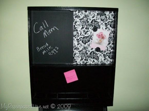 repurposed drawer