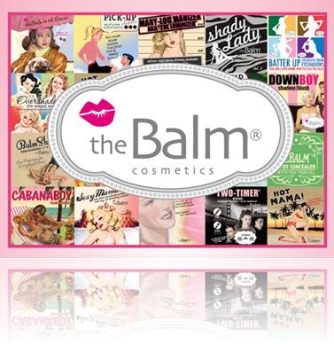 logo the balm