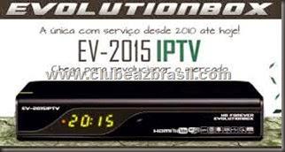 EVOLUTIONBOX EV 2015 HD IPTV