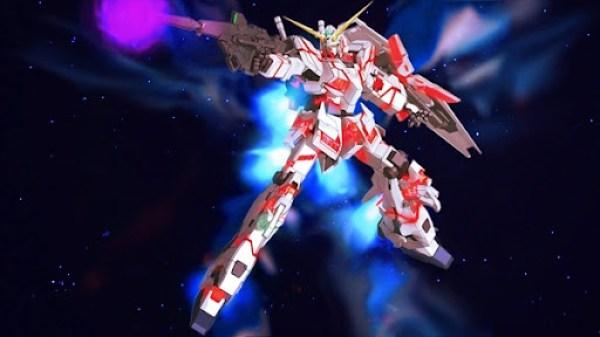 Mobile Suit Gundam Unicorn 2