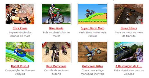 Jogo de Moto