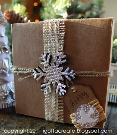 paperless gift wrap
