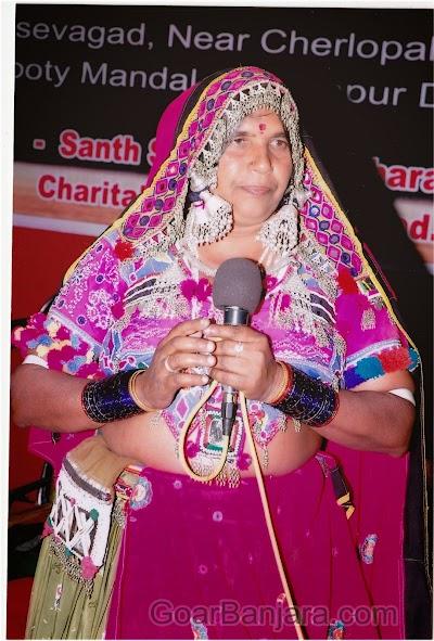 Banjara Bhajankar, sevagad