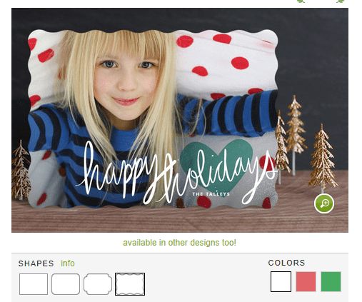 Vote for our 2013 Christmas Card Design from Minted.