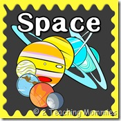 Space Unit from A Teaching Mommy
