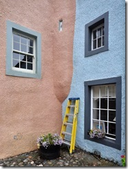 Culross III - Painter's dilemma